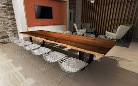 Timber Boardroom Table Modern Furniture Design Resawn Timber Co