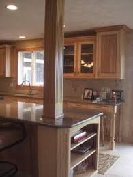 kitchen island with posts kitchen island with support beams ideas theresab what on earth