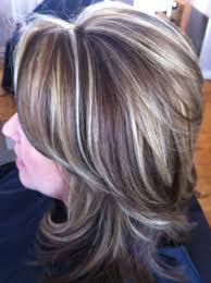 photos of gray hair with lowlights low lights on gray hair google search hairstyles pinterest