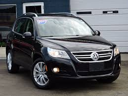 volkswagen usa used 2011 volkswagen tiguan se 4motion wsunroof u0026 navi at auto