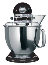kitchenaid artisan ksm150bob stand mixer black amazon co uk