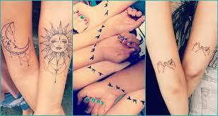 15 insanely cool best friend tattoo ideas