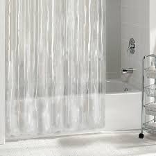 extra long washable shower curtain liner extra wide shower