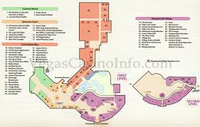 Las Vegas Strip Casino Map by Las Vegas Casino Property Maps And Floor Plans Vegascasinoinfo Com
