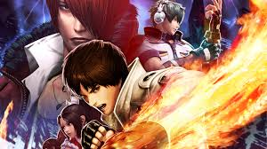 King Of Backdrops The King Of Fighters 14 Review Gamesradar