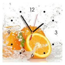 horloge cuisine originale pendule cuisine originale comparer 18 offres