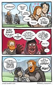Meme Comic Tumblr - the bear and the maiden fair team pwnicorn