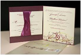 purple and gold wedding invitations purple and gold wedding invitations gourmet invitations