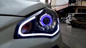 mitsubishi attrage bodykit review แต งรถ mitsubishi attrage ข ดส ดของไฟหน าแต ง โดย optiongt