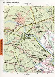 Usa Highway Map Philadelphia Highway Map