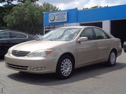 2003 toyota camry xle for sale gold toyota camry in raleigh nc for sale used cars on