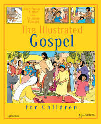the illustrated gospel for children hardback jean francois