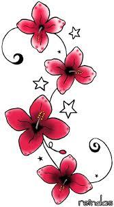 June Flower Tattoos - hair wallpapper flower tattoo art