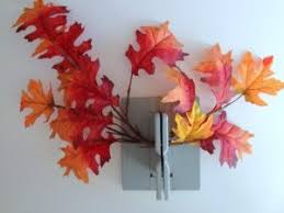how to make the most beautiful thanksgiving chair decorations