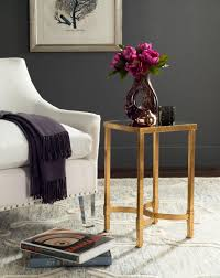 fox2567a accent tables furniture by safavieh