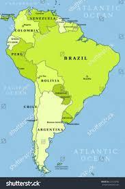 south america map buy topo map usa map usa laminated usa base map laminated states