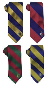 Phi Kappa Psi Flag Fraternity Crest Neck Ties