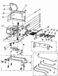 t max winches ew series solenoid pack parts list