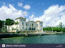 villa vizcaya the italianate style mansion house tourist