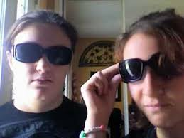 Blind People Glasses Why Do People Wear Sunglasses Indoors Youtube