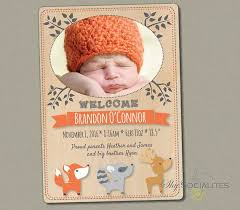 39 best baby announcements images on births baby