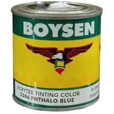 boysen 3306 thalo blue 1 4l wilcon depot inc