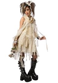 Halloween Costumes Women Scary Mummy Costumes Classic Scary Monster Costumes Adults Kids