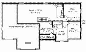 how to design a basement floor plan daylight basement home plans scavenge info