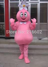 Halloween Mascot Costumes Cheap Cheap Pink Flower Mascot Costume Aliexpress