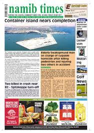 26 may namib times e edition by namib times virtual issuu