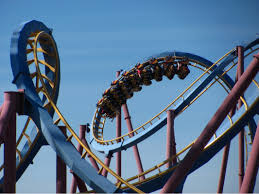 Six Flags Ad 8 Scariest Roller Coaster Rides In The World Pickyourtrail