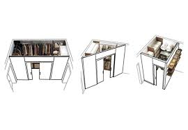 armadi in cartongesso prezzi cabine armadio in cartongesso economiche e facili da realizzare