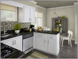 paint color for kitchen walls with white cabinets painting best