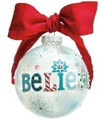 christmas ornament balls believe u2013 google search ornaments