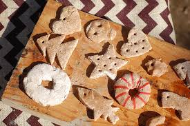 cfire salt dough ornaments gourmet