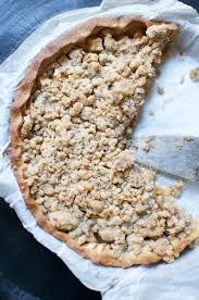 healthy thanksgiving treats a healthy thanksgiving dessert dutch apple pie with oat and flax