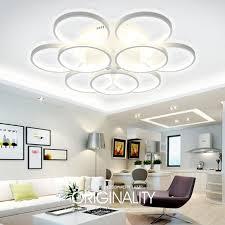 designer deckenleuchten led kreis ringe designer deckenleuchte avize beleuchtung
