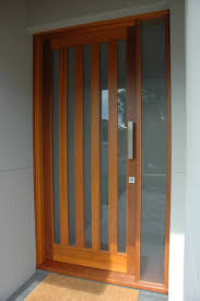 Solid Timber Front Door by Solid Timber Entry Doors Brisbane Interior Design