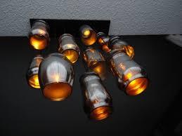 Pottery Barn Lighting Pendant Awesome Pottery Barn Paxton Farmhouse Glass 8 Light Pendant