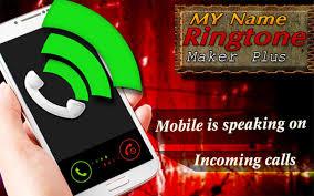 my name ringtone maker plus 1 4 apk download android