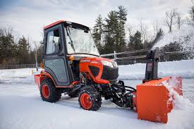 the tractor that started it all is changing it all new kubota