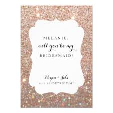 bridesmaids invitation cards custom wedding bridesmaids invitation cards