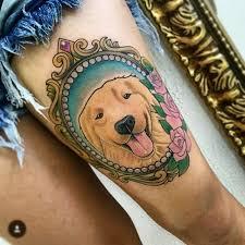 10 sweet golden retriever tattoos u2013 staciemayer com