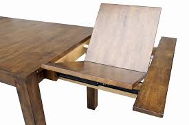 gathering leg table with two leaves by aamerica wolf and