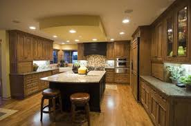 u shaped kitchen design with island rectangular kitchen island with sink for wide u shaped kitchen