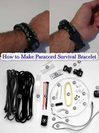 make survival bracelet images How to make paracord survival jpg
