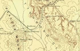 Grand Canyon Maps Historic U S Topo Maps Of National Parks U2013 Burnt Point Lodge