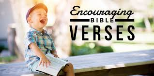 encouraging bible verses daily struggles young church