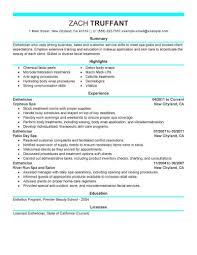esthetician resume exle esthetician resume sle enchanting esthetician resume sle