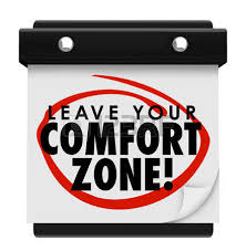 How To Leave Comfort Zone Leave Your Comfort Zone Plan Or Diagram Flowchart Showing How